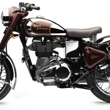 Royal Enfield Bullet Classic Chrome