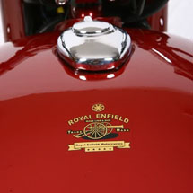 Royal Enfield Bullet Classic Maroon
