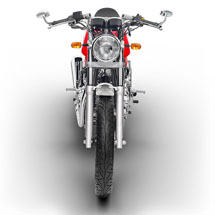 Royal Enfield Continental GT 535 Red