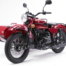 Ural Red October